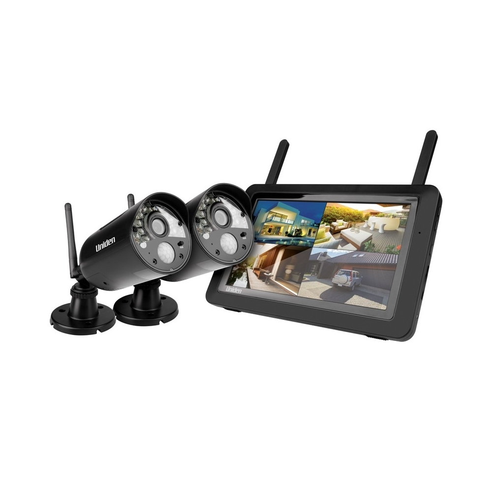 Uniden G3720 Guardian 7 Inch Wireless Security Kit 1080p